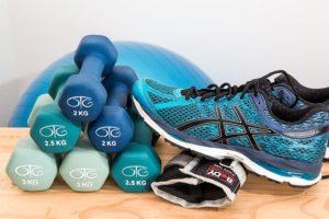 体力試験のポイント