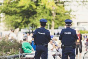 警察官の離職率